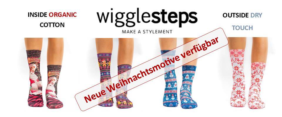 Banner Hersteller Wigglesteps