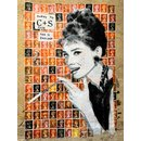 miniART hoch SMOKING AUDREY
