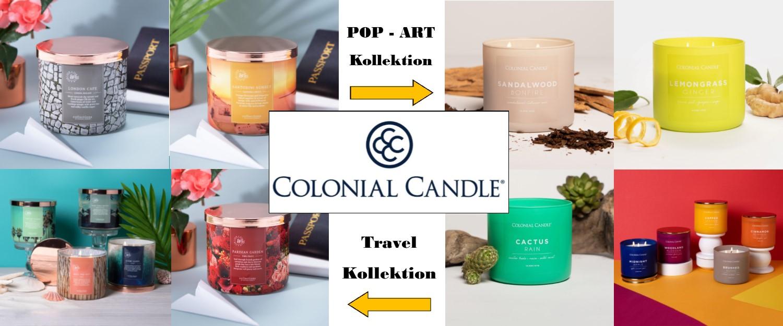 Colonial Candle Duftkerzen