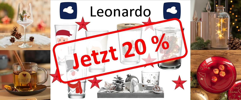 Weihnachten mit Leonardo