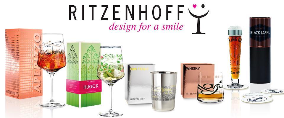 Gläser und Sets von Ritzehoff