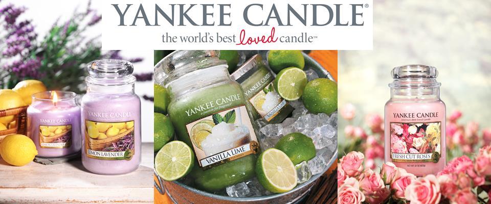Yankee Candle Düfte
