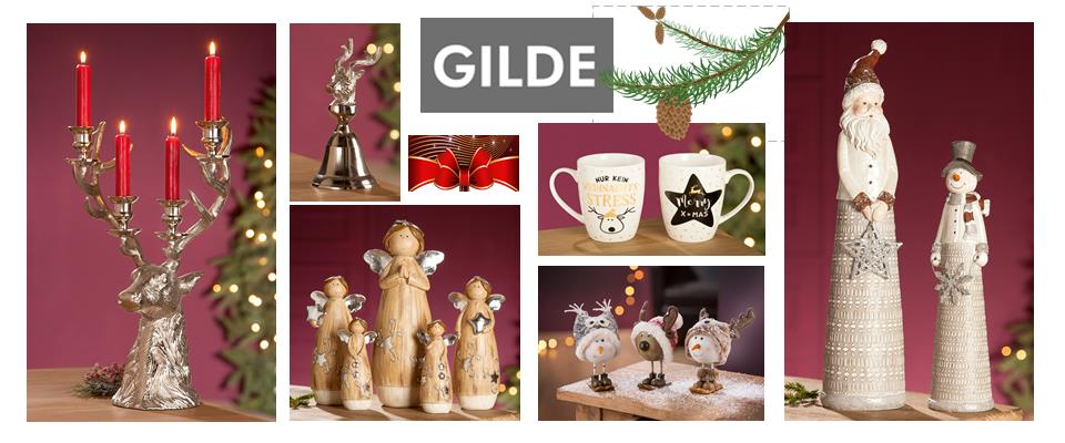 Weihnachten mit Gilde