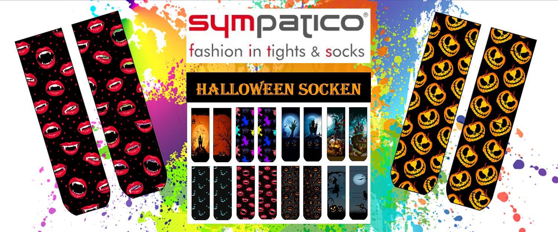 Halloween Socken